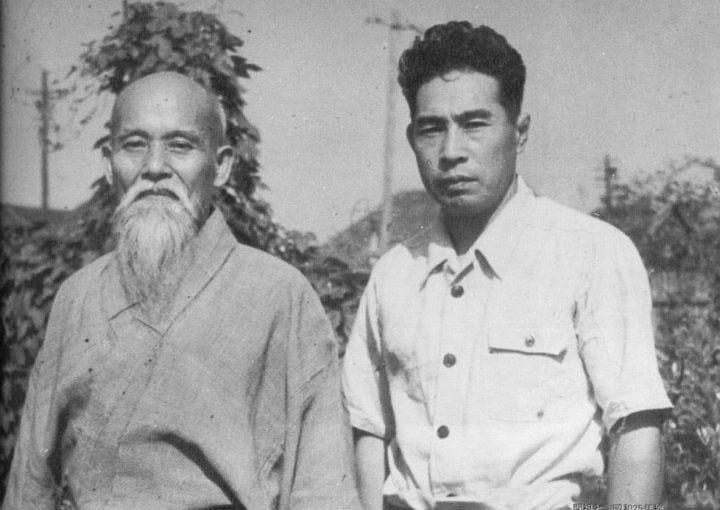 Me Ueshiba & Me Mochizuki